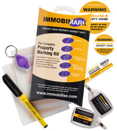 ImmobiMark Complete Property Marking Kit